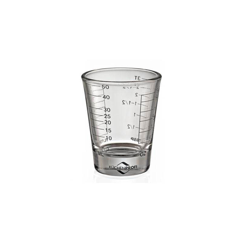 Küchenprofi - kieliszek-miarka - pojemność: 50 ml