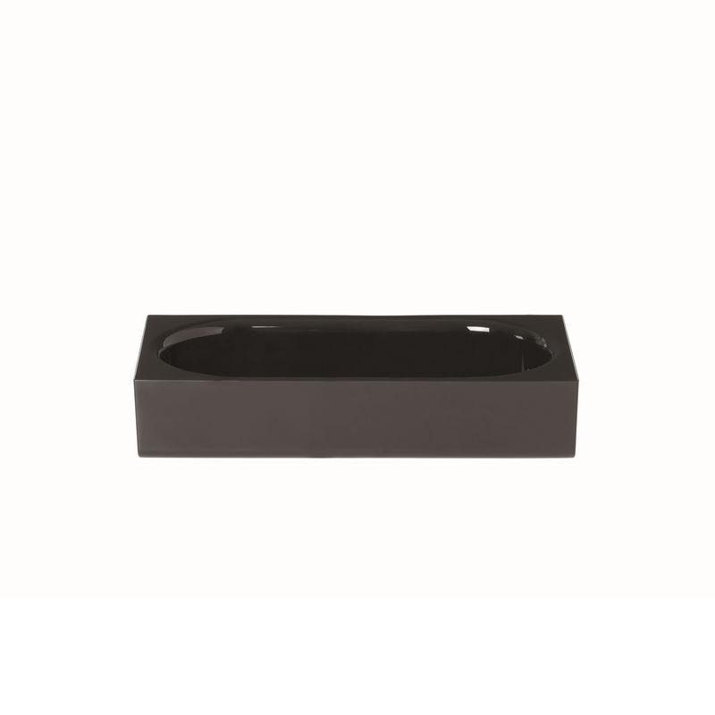 Blomus - Modo - tacka na akcesoria łazienkowe - wymiary: 20 x 10 x 4 cm