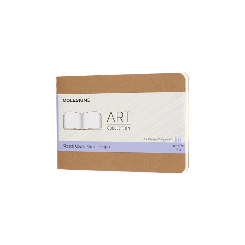 Moleskine - Sktech Album - blok do szkicowania - 72 strony; wymiary: 14 x 9 cm