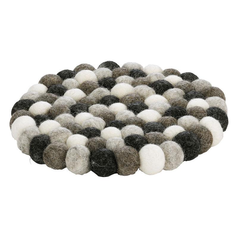 Cilio - Lana Grigio - podkładka pod gorące naczynia - średnica: 21 cm