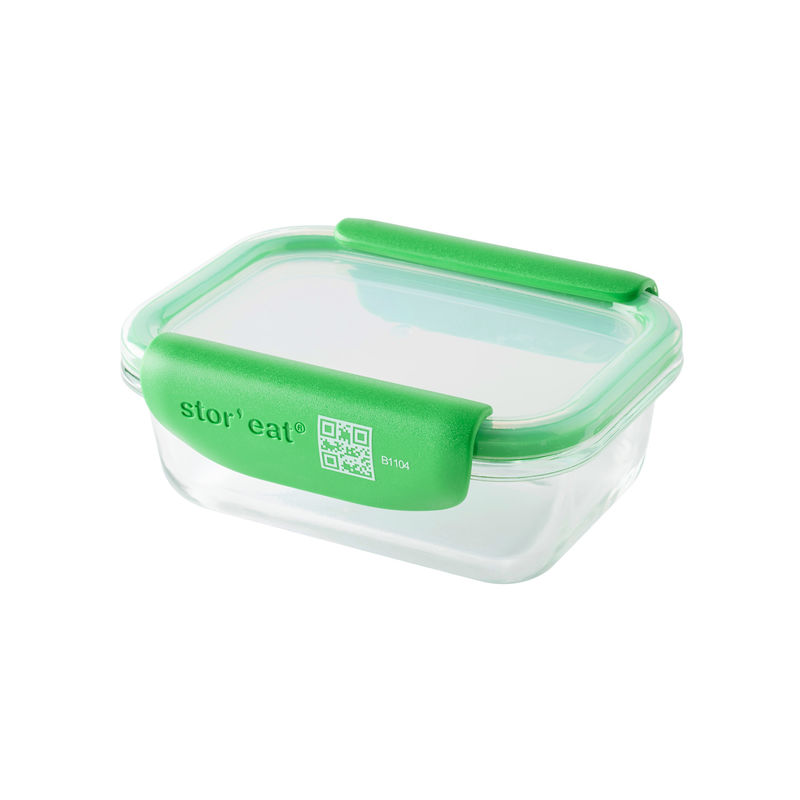 Mastrad - Stor'eat - pojemnik na żywność - pojemność: 0,37 l