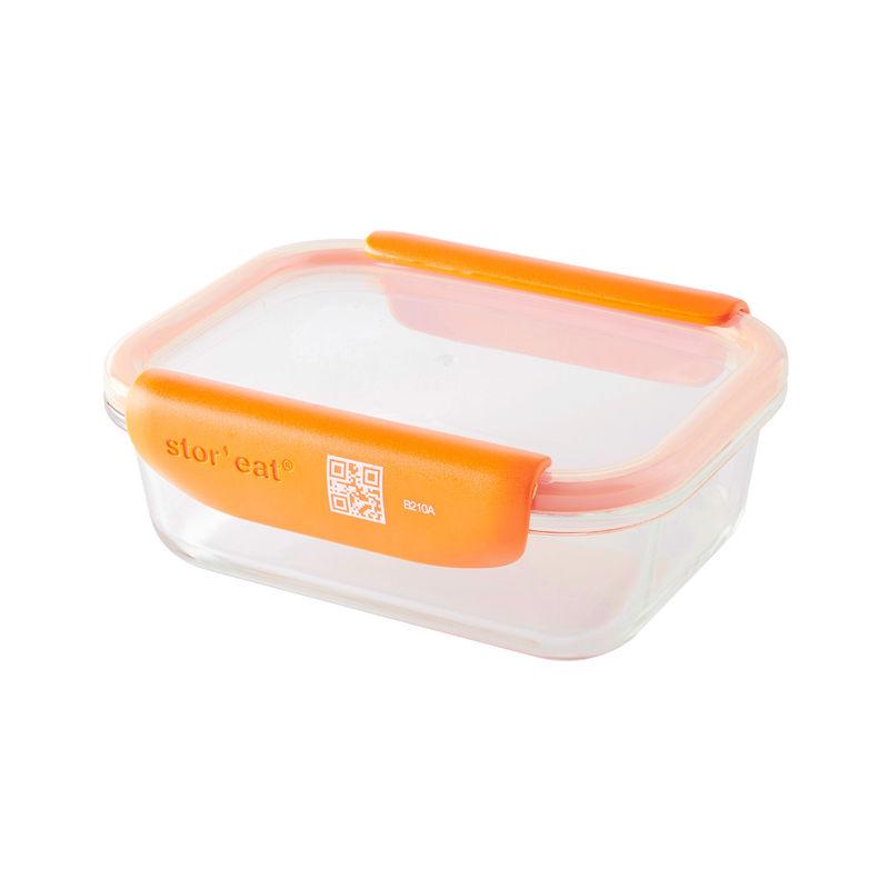 Mastrad - Stor'eat - pojemnik na żywność - pojemność: 0,64 l