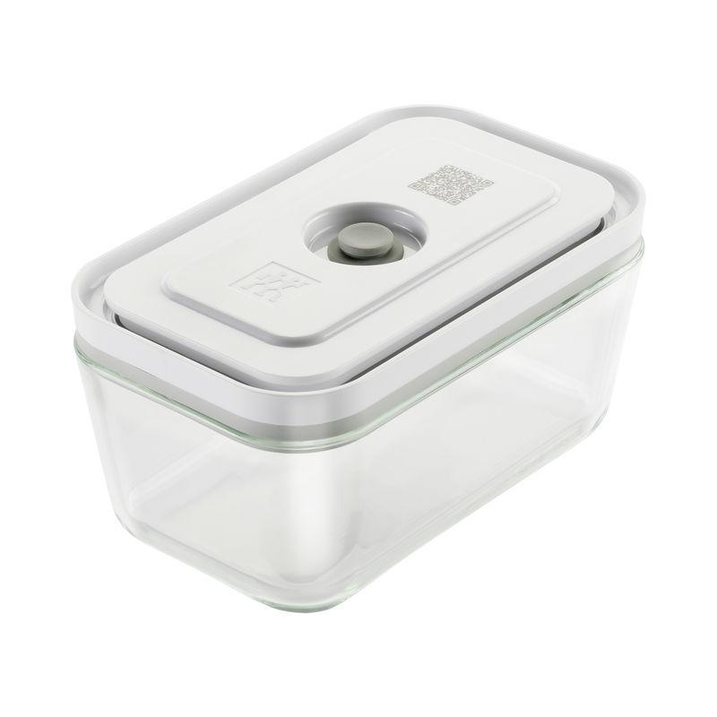 Zwilling - Fresh & Save - pojemnik próżniowy - pojemność: 0,75 l; szkło borokrzemowe