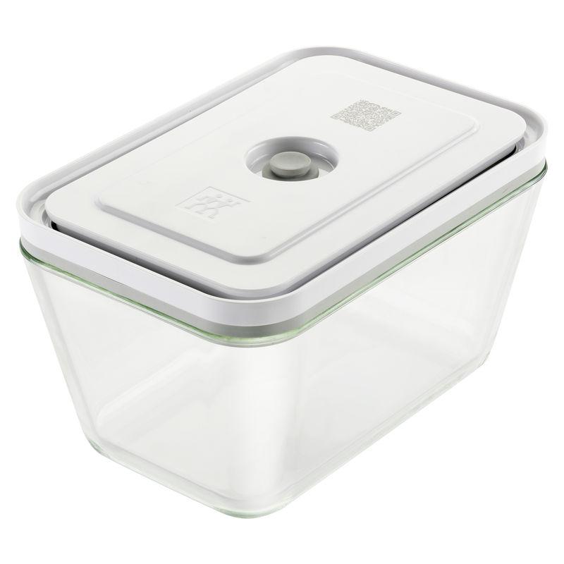 Zwilling - Fresh & Save - pojemnik próżniowy - pojemność: 1,6 l; szkło borokrzemowe