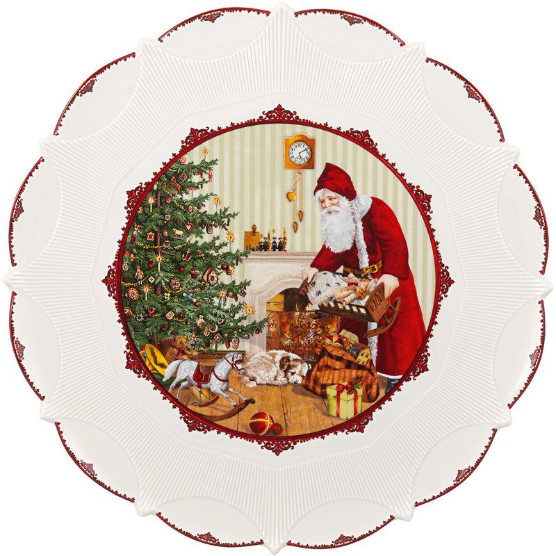 Villeroy & Boch - Toy's Fantasy - talerz na ciasto - średnica: 43 cm
