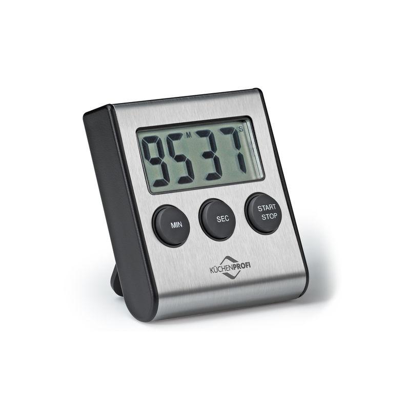 Küchenprofi - Primus - minutnik cyfrowy z magnesem - wymiary: 6,5 x 7 cm