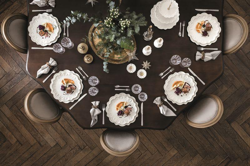 Jakie potrawy goszczą na polskich stołach i dlaczego? Zastawa świąteczna Toy's Delight Royal Classic Villeroy & Boch