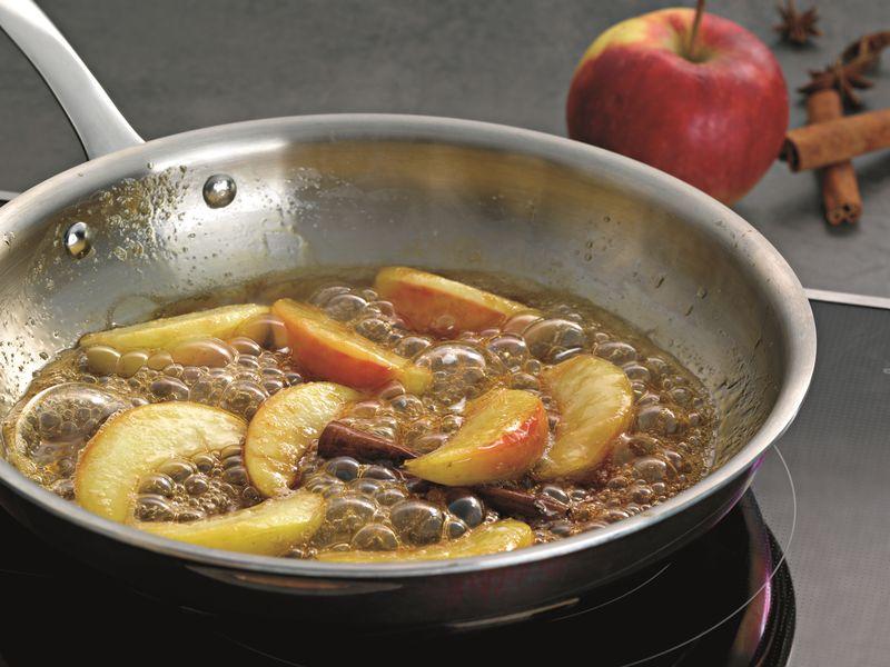 Jak smażyć jak profesjonalny kucharz - patelnia stalowa Kela